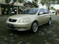 Toyota Corolla Altis G 2002