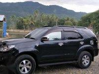 Dijual Mobil Toyota Fortuner G TRD Tahun 2009 Terawat