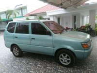 Toyota Kijang SSX  Tahun 1997  Milik Pribadi