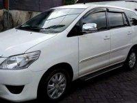 Dijual Mobil Toyota Kijang Innova Tahun 2012