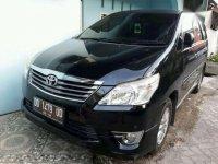 Jual Toyota Innova 2.0 V Luxury Tahun 2013