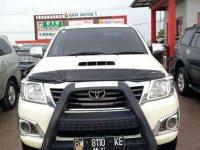 Jual Toyota Hilux 2012 E Manual
