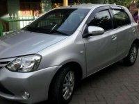 """Toyota """"Etios Valco"""" E MT Tahun 2013"""