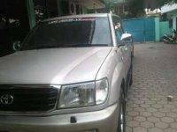 Toyota Land Cruiser XV AT Tahun 2001 Automatic