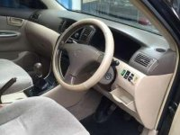 Dijual Toyota Altis Type E Tahun 2002