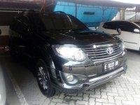 Jual Toyota Fortuner G TRD 2014