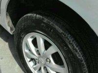 Jual Toyota New Avanza G 1.3 manual Tahun 2013 Silver Metalik Istimewa plat L