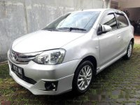2014 Toyota Etios G Manual