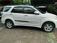 Jual Toyota Rush G matic 2011 tangan pertama