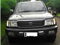 Toyota Land Cruiser V6 4.2 Automatic 2003 SUV