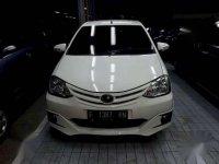 Jual Toyota ETIOS VALCO TYPE G 2013 1200 Cc