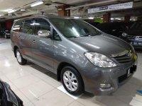 2009 Toyota Kijang Innova G Manual