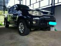 Toyota Hilux Double Cabin 2011