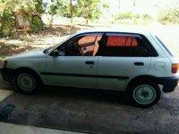 Toyota Starlet Putih Bening 1.0 Th 1993 Harga Nego