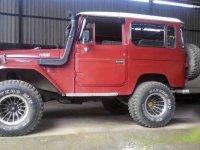 Jual Toyota Landcruiser Hardtop Diesel 1971
