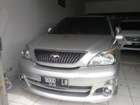 Toyota Harrier 240G 2005 SUV