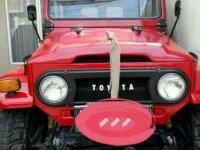 Jual Toyota Hardtop Merah 1970