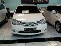 Dijual Mobil Toyota Etios Valco JX Tahun 2015