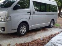 Toyota Hiace Van MT Tahun 2015 Manual