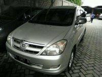 Dijual Mobil Toyota Kijang Innova Q Diesel Tahun 2005 Matic Siap Pakai Nego