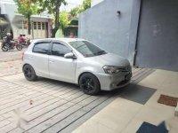 Jual Mobil Toyota Etios Valco 2014 type E