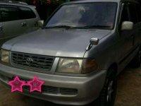 Jual Toyota Kijang LX Diesel 2002 Orisinil