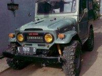 1966 Toyota Land Cruiser Soft Top
