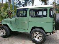 Jual Toyota Hardtop Landcruiser  1981