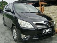 Toyota Kijang Innova  G Luxury 2013 MPV