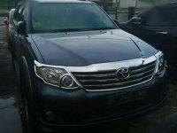 Dijual Mobil Toyota Fortuner Tahun 2012