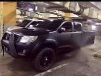 Toyota Hilux Double Cabin 4x4 2013