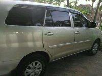 Jual Toyota Kijang Innova 2.5 mulus 2012