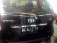 Jual Toyota Avanza 1.3 MT 2012
