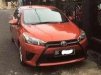 Dijual Mobil Toyota Yaris E Tahun 2016