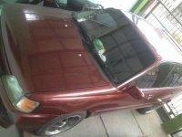 Toyota Starlet 1.3 SEG Merah Metalik Tahun 1995
