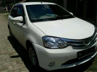 Toyota Etios Valco tipe E 2014