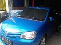 Dijual mobil Toyota Etios E tahun 2013