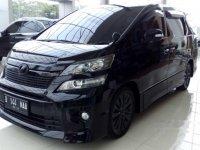 Toyota Vellfire Z 2014 Minivan