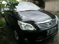 Dijual Mobil Toyota Kijang Innova SGX Tahun 2013 Bali