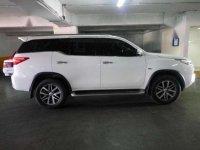 All New Toyota Fortuner SRZ Bensin 2.7 Matic 2016