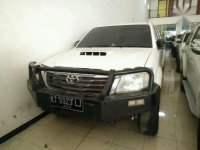 Toyota Hilux 2012 Double Cabin 4x4 Manual