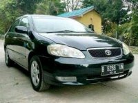 Toyota Altis 2003 type G manual