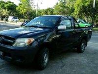 Jual Toyota  Hilux 2008 hitam
