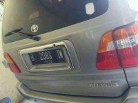 Jual Toyota Kijang LGX th 2002 matic bensin