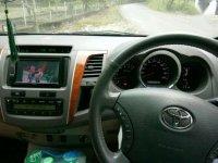 Jual Toyota Fortuner G Luxury 2.7 matic 2010 akhir. cash/kridet