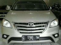 Dijual Mobil Toyota Innova G Tahun 2014