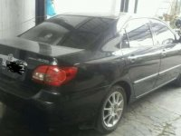 Toyota Altis G 1.8 manual 2005