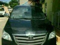 Toyota Kijang Innova E Mt 2014 Diesel