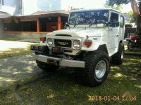 Toyota Land Cruiser FJ 40 Land Cruiser Hardtop
