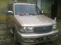 Jual Toyota Kijang LGX LUX / KRISTA 2002 GOLD